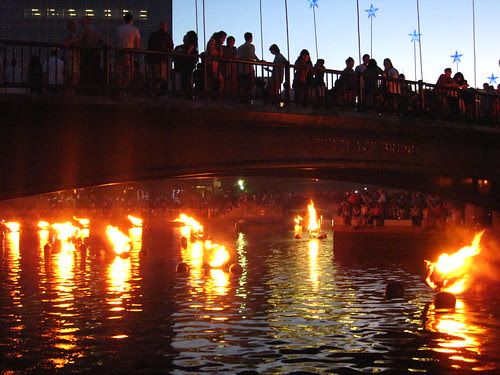 Waterfire 2012 6