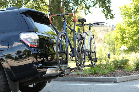 Swagman XC Cross-Country 2-Bike Hitch Mount Bike Rack Review - Bike Rack HQ
