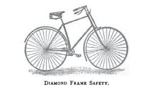 Diamond Safety Bicycle