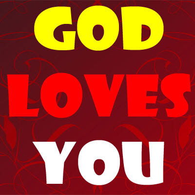 God Loves You 05