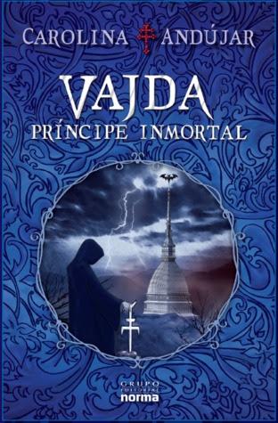 Vajda: Príncipe Inmortal (Vampyr #2)
