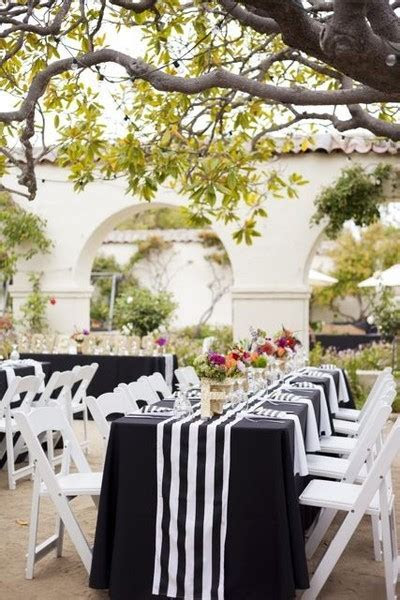 Real Weddings and Wedding Inspiration Ideas   20 Black and