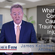 What Are the Common Causes of Traumatic Brain Injuries?