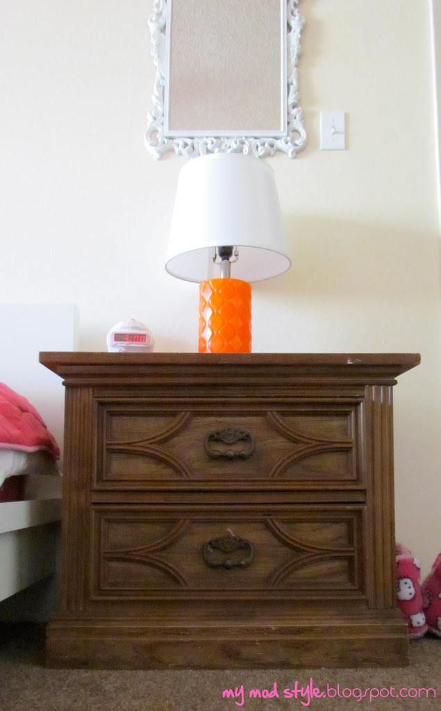 WY Bedroom Nightstand (Before)