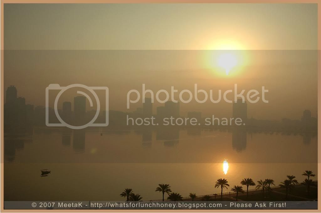 Dubai Sunrise (01) by MeetaK