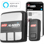 Aladdin Connect Smartphone Enabled Garage Door Controller