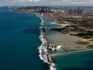 Praia do Forte (Foto: Canindé Soares)