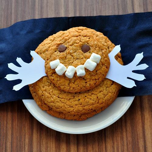 Cookie monster cookie 2