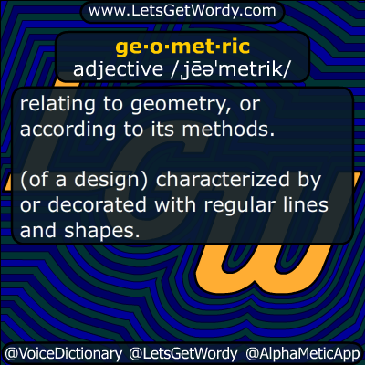geometric 09/07/2017 GFX Definition