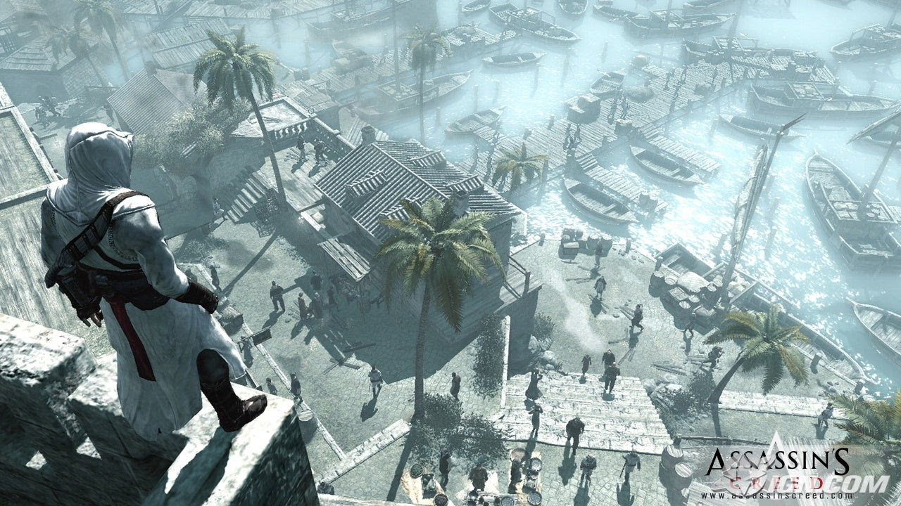 Assassin's Creed: Screenshot