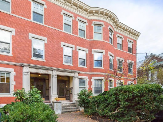 14 Colbourne Crescent #2, Brookline, MA 02445 (MLS #72252892) :: The Gillach Group