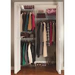 ClosetMaid 5ft Closet Organizer