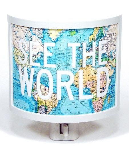 Veja o mundo!