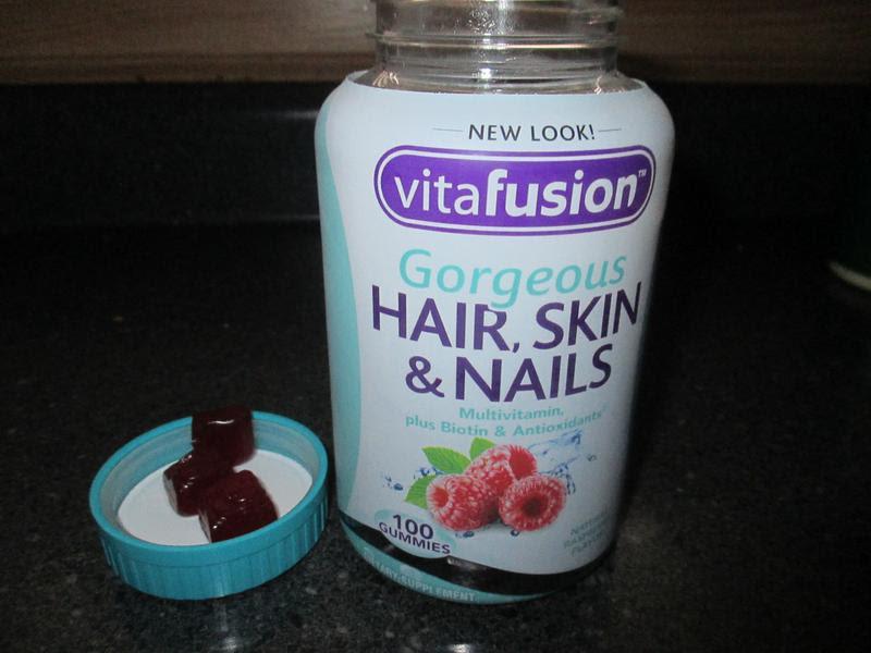 Vitafusion Gorgeous Hair Skin And Nails 53