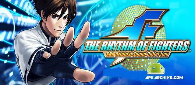 THE RHYTHM OF FIGHTERS Apk