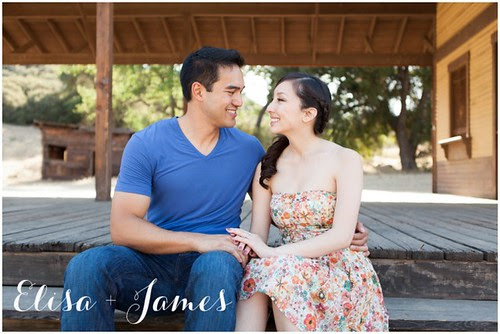 Elisa and James Engagement