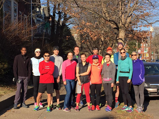 WPR e-jawn: January 4th New Year Resolution Run!