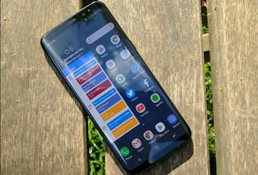 Galaxy S8 Review: Samsung Spoils Perfection