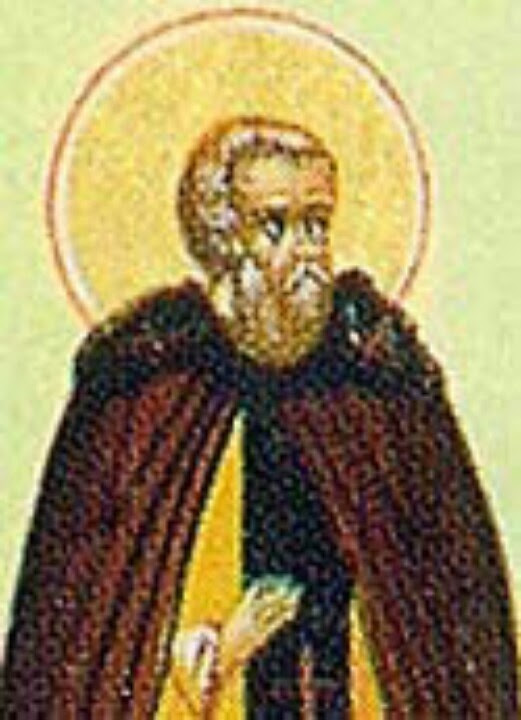 ST. CHAEROMON, Bishop of Nilopolis in Egypt