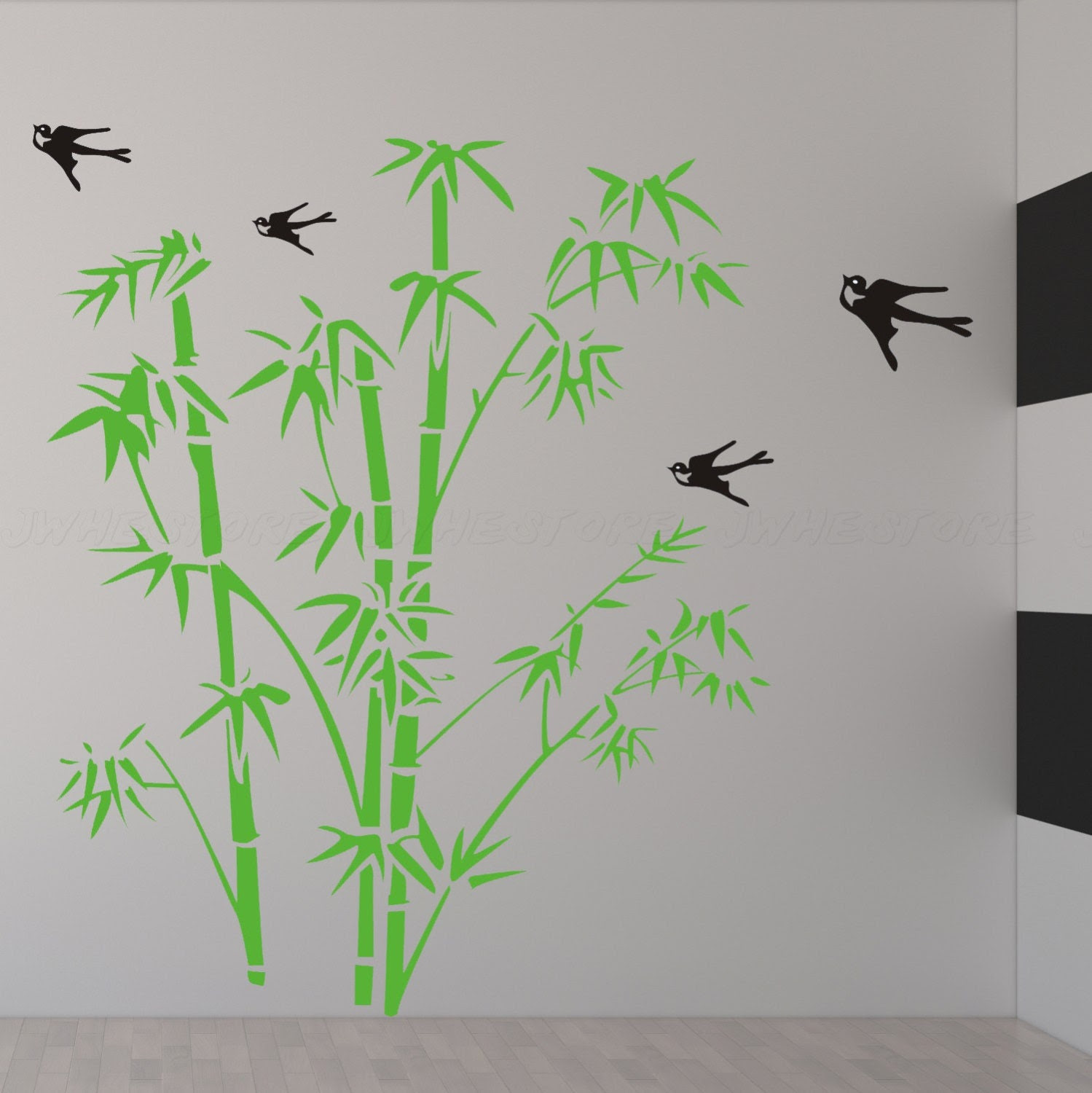 Popular items for bamboo wall decor on Etsy