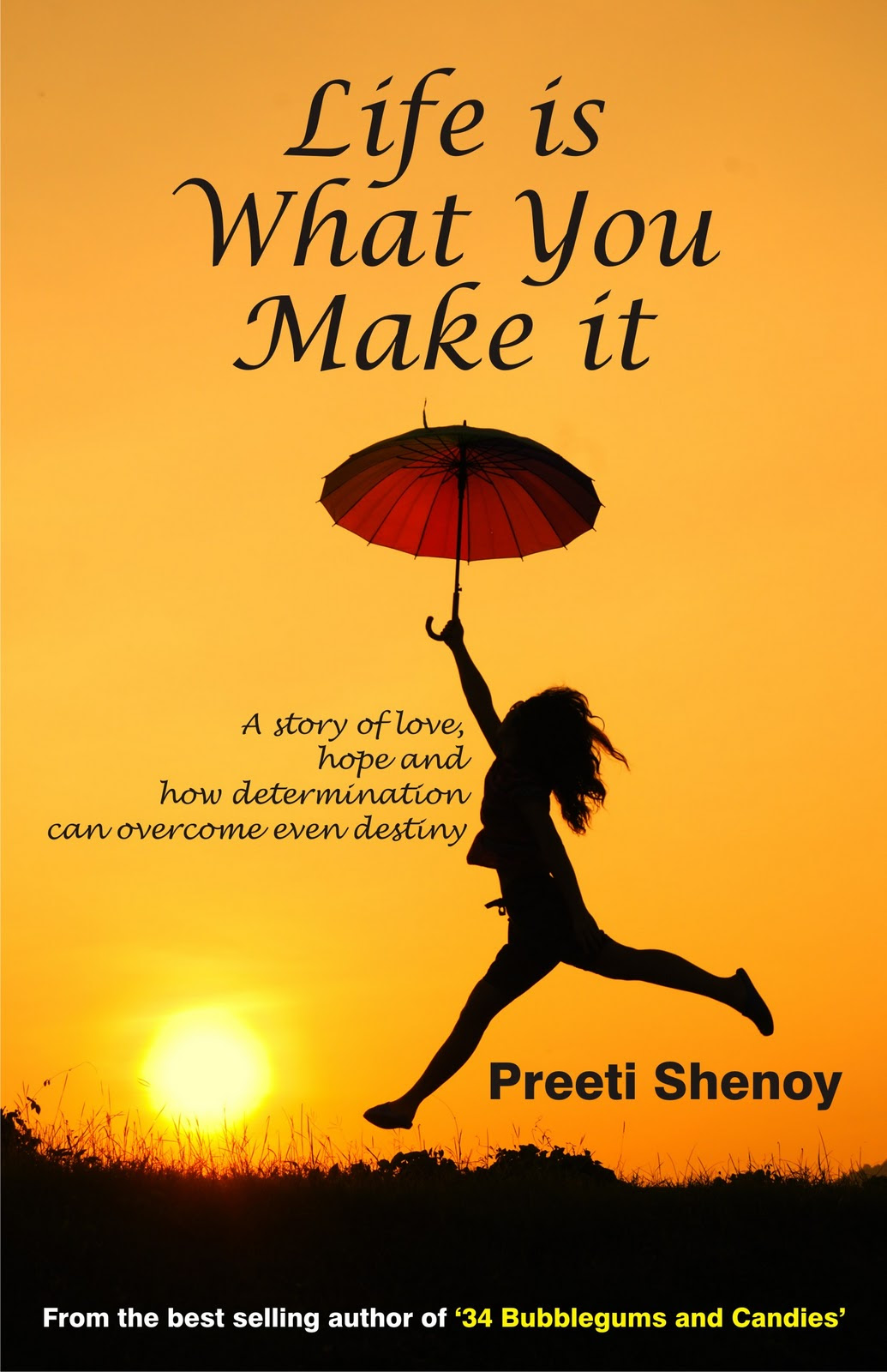 Life Is What You Make It By Preeti Shenoy Acoustic Chords Of A