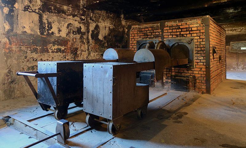 File:Crematorium at Auschwitz I 2012.jpg