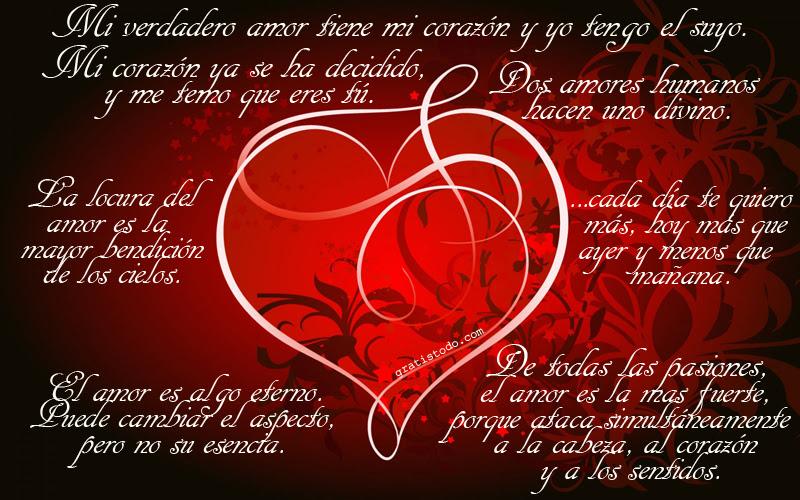 Imagenes De Amor Con Frases Para Dedicar