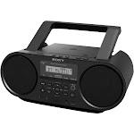 Sony ZS-RS60BT Bluetooth Boombox - Black