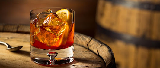 Simple Cocktail Recipe: Maple Old Fashioned