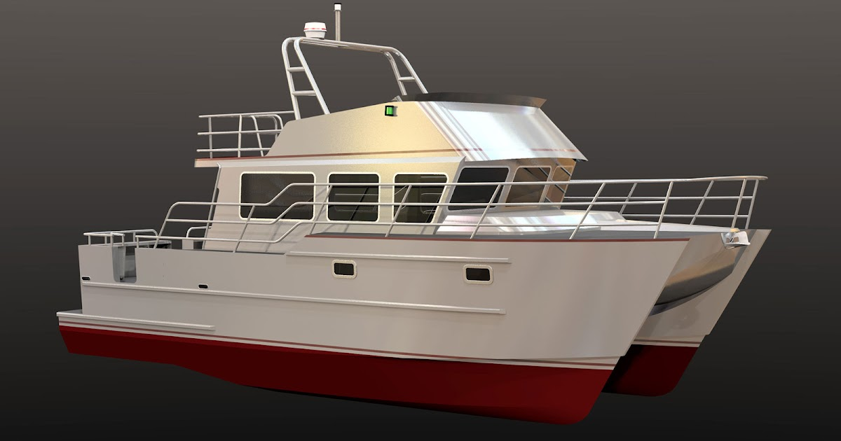 NY NC: Blog Catamaran cruiser plans