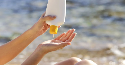 Chemicals in Sunscreen, Worse Than Tanning? -- The Cut