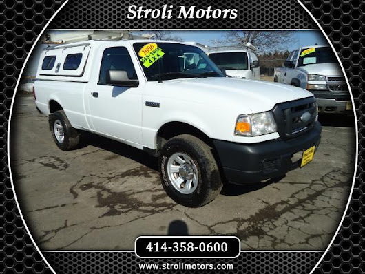 Used 2006 Ford Ranger for Sale in Milwaukee WI 53209 Stroli Motors
