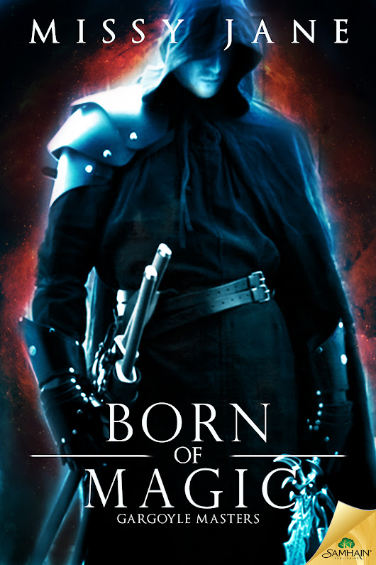 Cover Reveal: Born of Magic