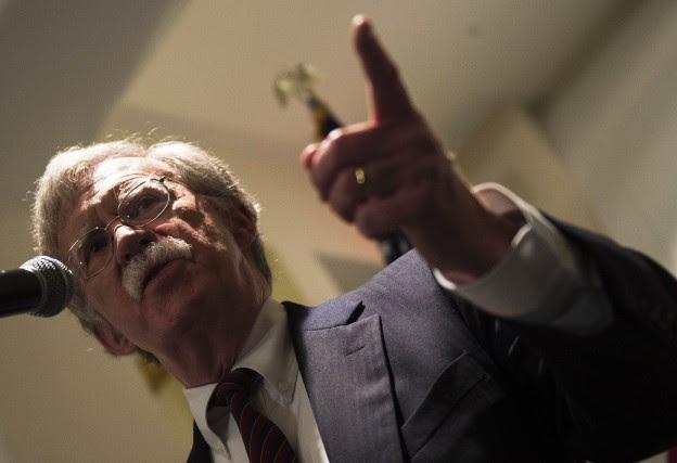 Le conseiller à la sécurité nationale de la... (Photo ANDREW CABALLERO-REYNOLDS, AFP)
