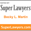 Becky Martin Named Super Lawyers Rising Star!