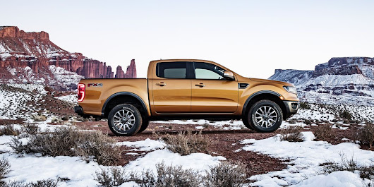 The Ford Ranger Is Finally Back
