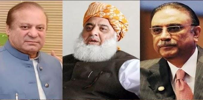 Asif Zardari thanks Nawaz, Fazl for supporting Gilani in Senate polls