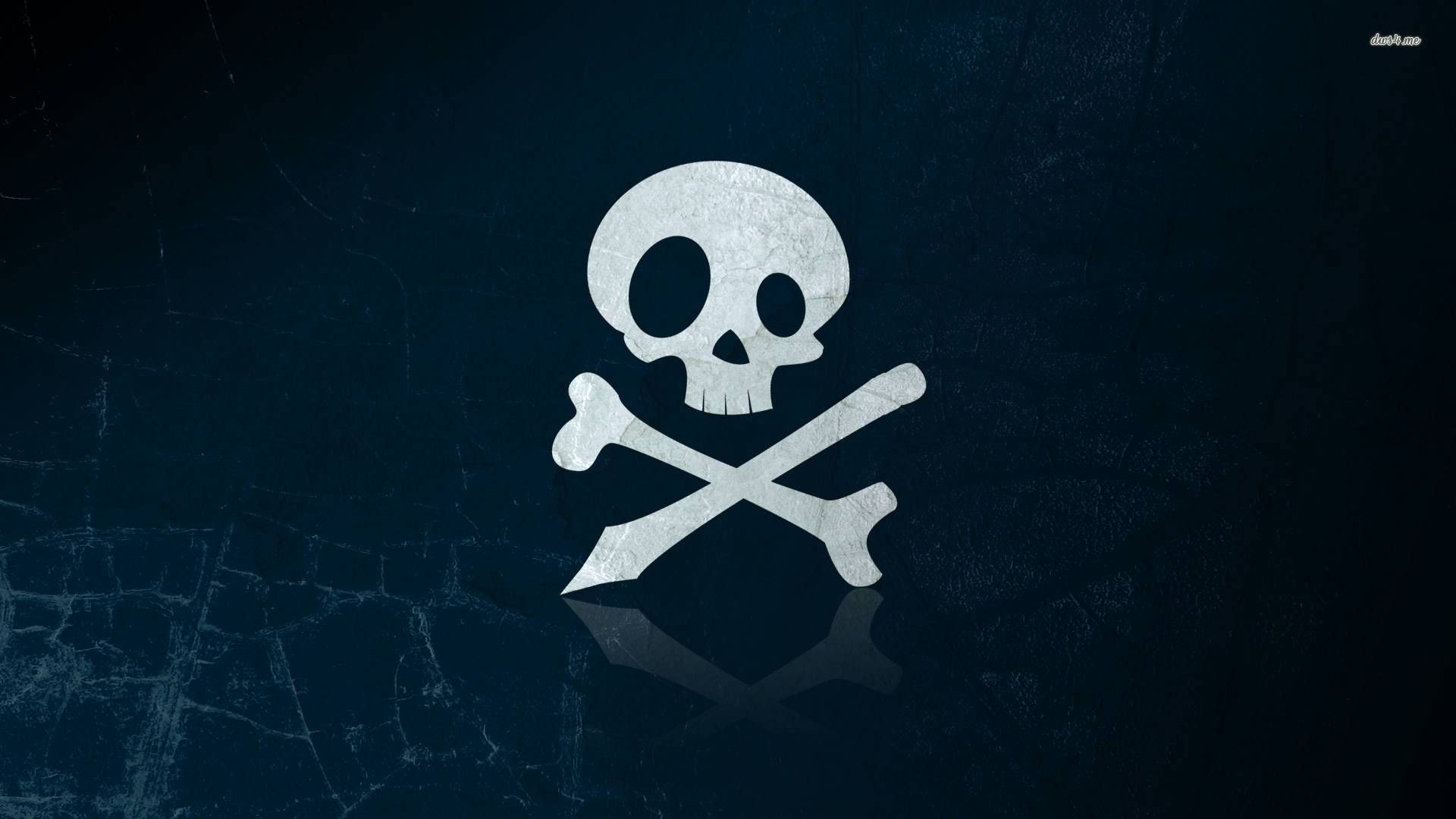 Skull And Crossbones Wallpapers 55 Images