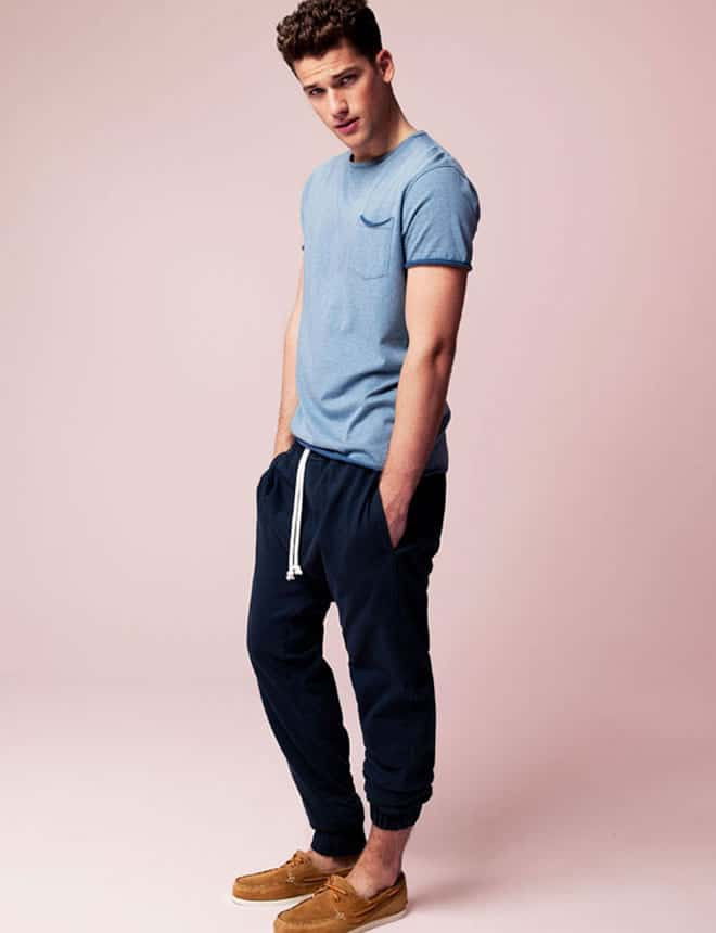 Pull & Bear Summer 2012 Lookbook