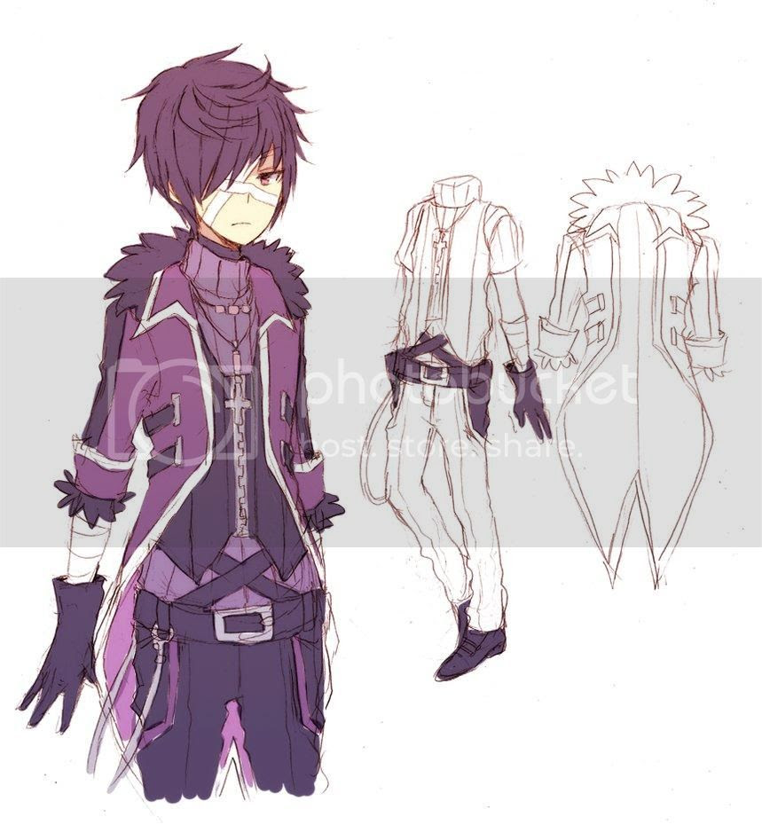 Cool Anime Outfits Male
