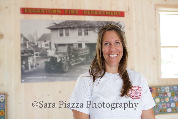 Edgartown Fire Department, ice cream social