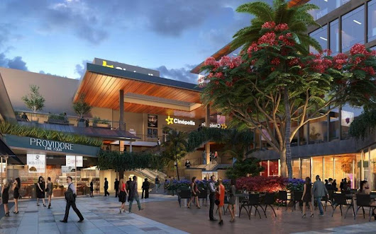 Here's what the new CocoWalk will look like