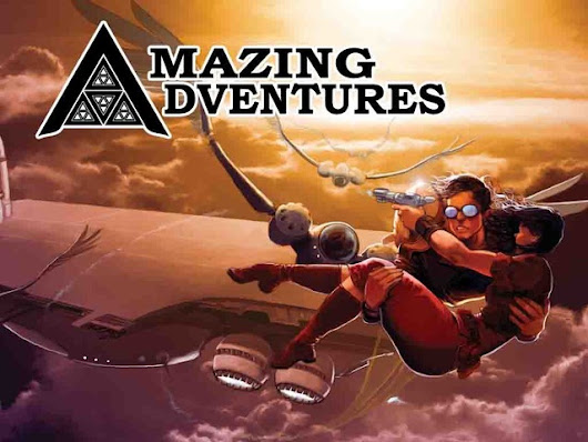 Amazing Adventures RPG