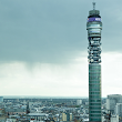 BT Tower breaks record for panoramic picture.