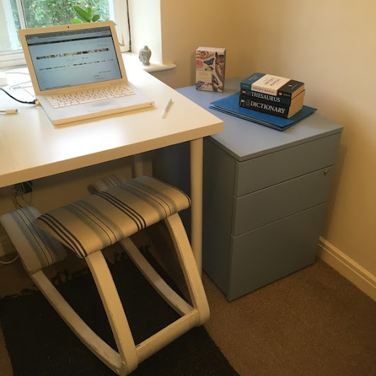 A cheap and easy workspace revamp