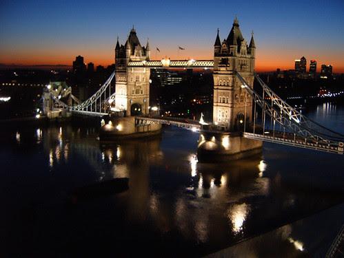 Tower Bridge from City Hall