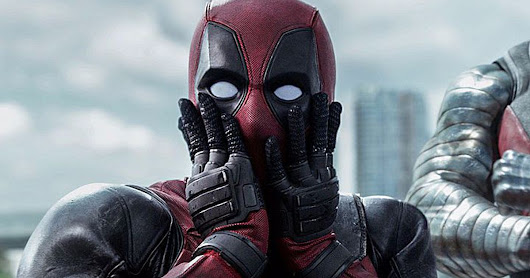 'Deadpool' just got a big honor at the Golden Globes