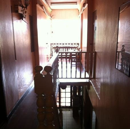 Stairs and hallway - Picture of Lavinia House, Krabi Town