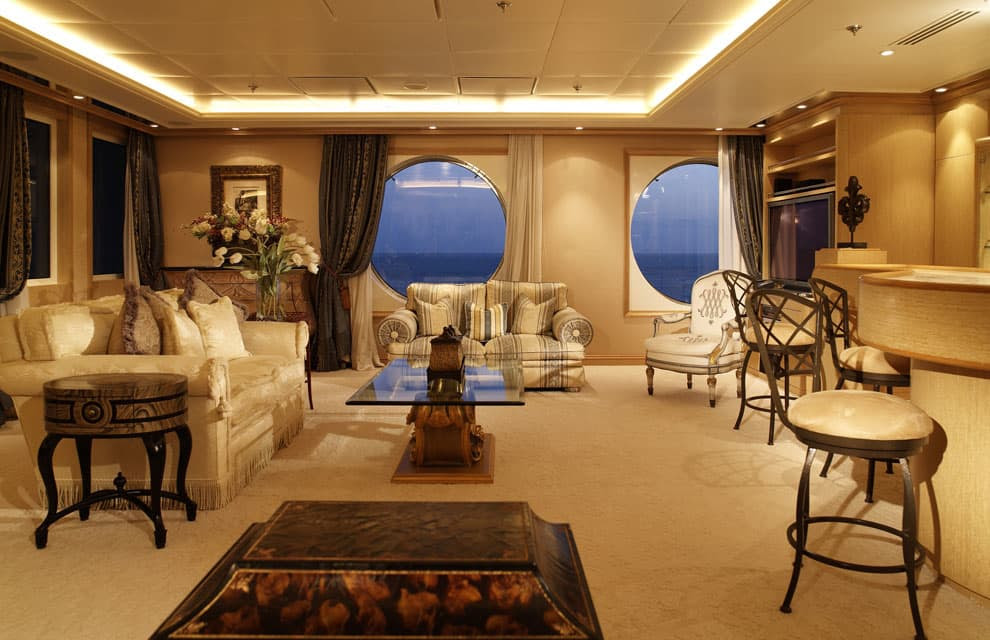 Welcome on board The World: The luxury super-liner of the rich and ...