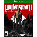 Wolfenstein II:The new Colussus [Xbox One Game]